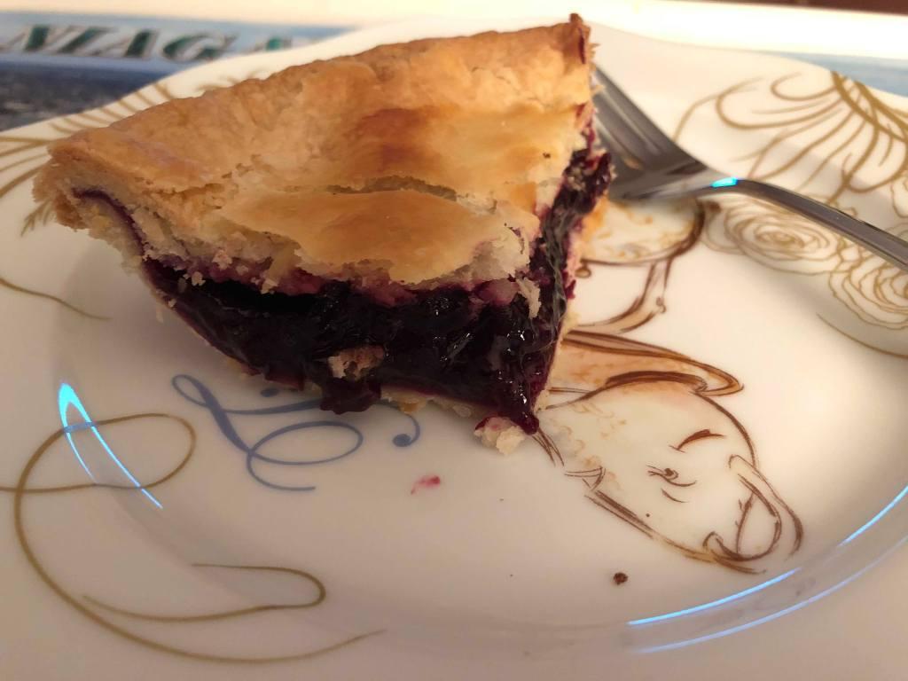 Cindy's Grape Pie