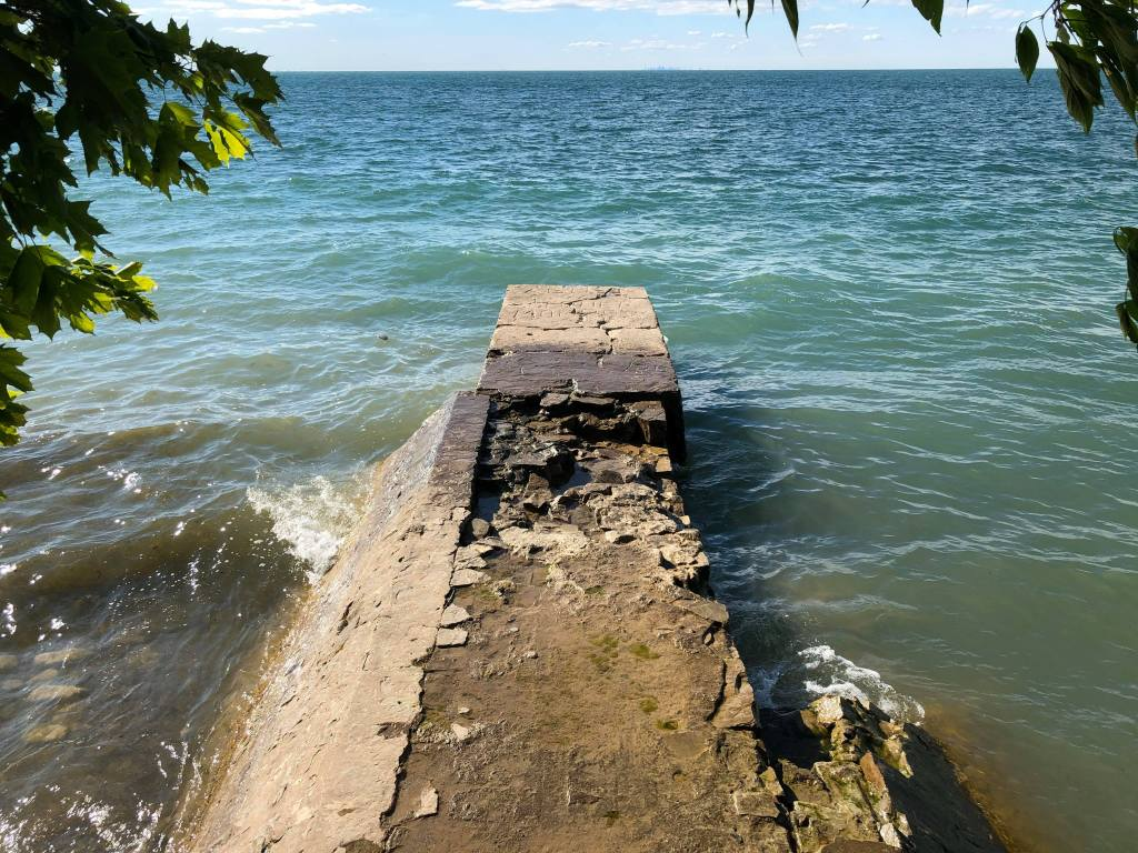 Youngstown Discharge: Fort Niagara